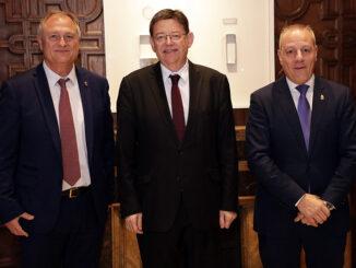 Ximo Puig anuncia que Llíria será sede del Preolímpico de Balonmano Femenino 2020.