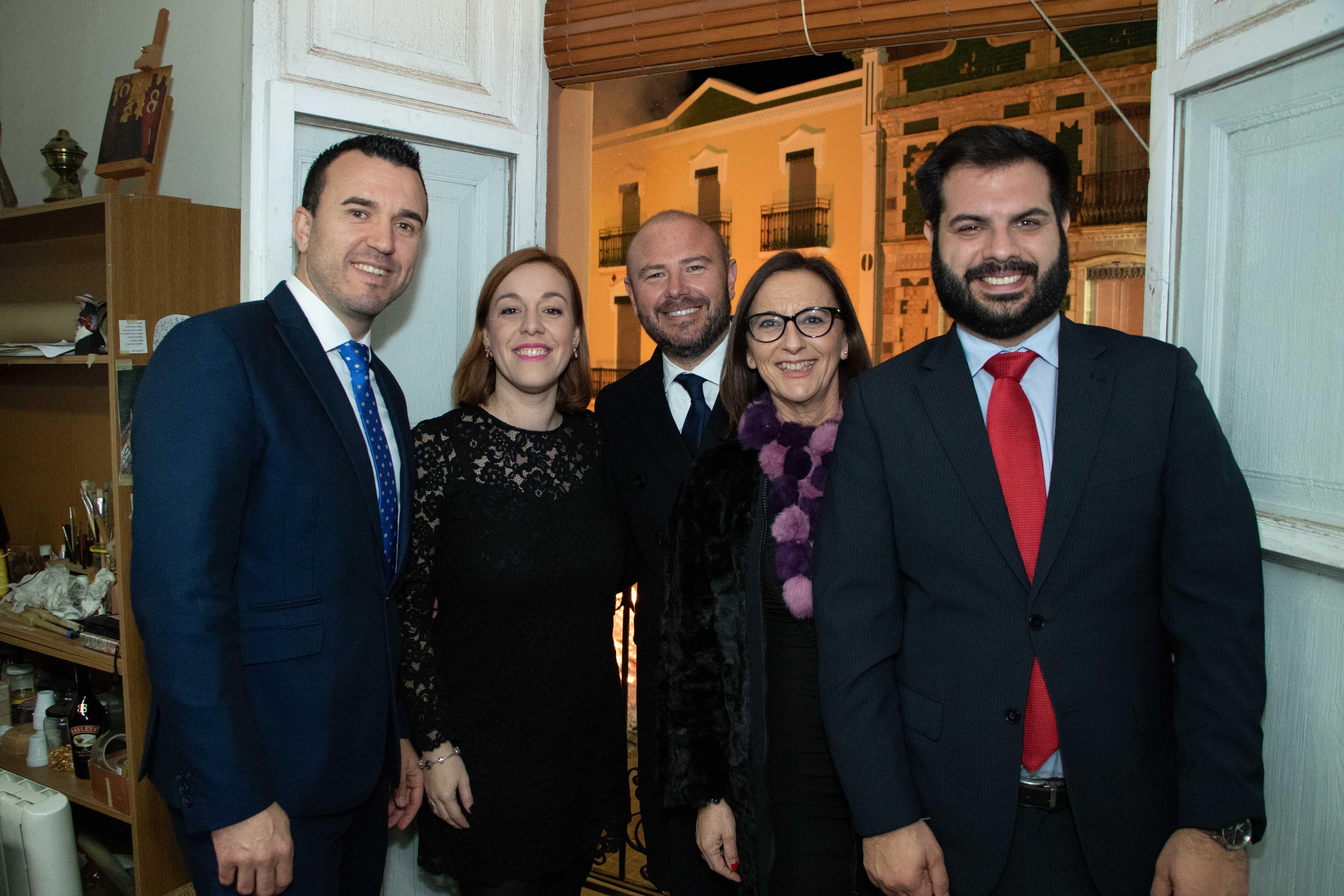 Foguera de Canals – 2020. Foto de Jordi Casanova