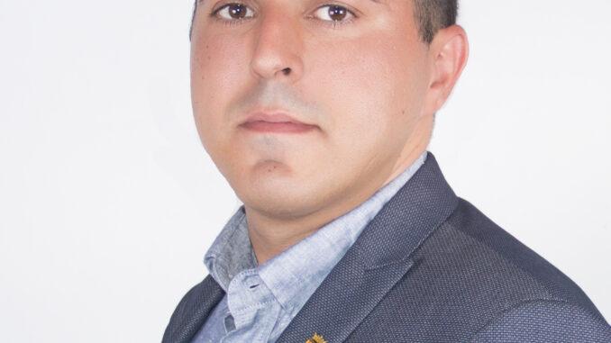 El concejal de Deportes, Manuel Sierra.