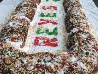 El dulce típico de Reyes ha sido donado por La Tahona de Utiel y se podrá degustar mañana, viernes 3 de enero, a partir de las 17,30 horas.