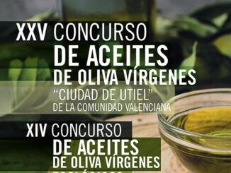 """El Concurso de Aceite de Oliva Virgen """"Ciudad de Utiel"""" cumple 25 años."""