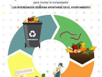 Taller de compostaje en Godelleta.