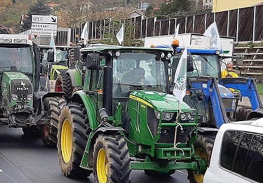 El sector agrario valenciano llama a la participación mañana en la manifestación y tractorada que comenzará a las 10 horas en la Plaza de San Agustín.