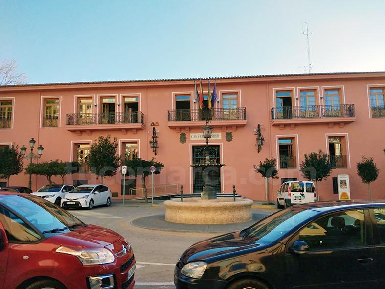 AyuntamientoRequena
