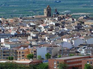 Panorámica del Villar del Arzobispo.