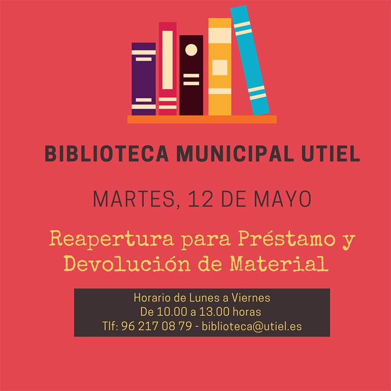 BibliotecaUtiel