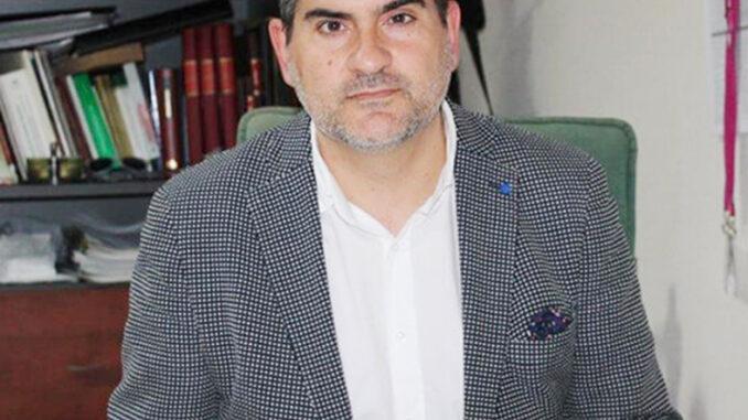 Ramón Espinosa, presidente de Intercitrus.
