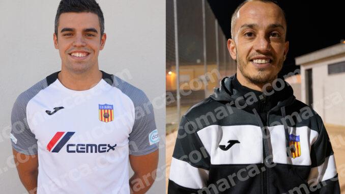 Amador Dieguez y David Soriano (Jabu).