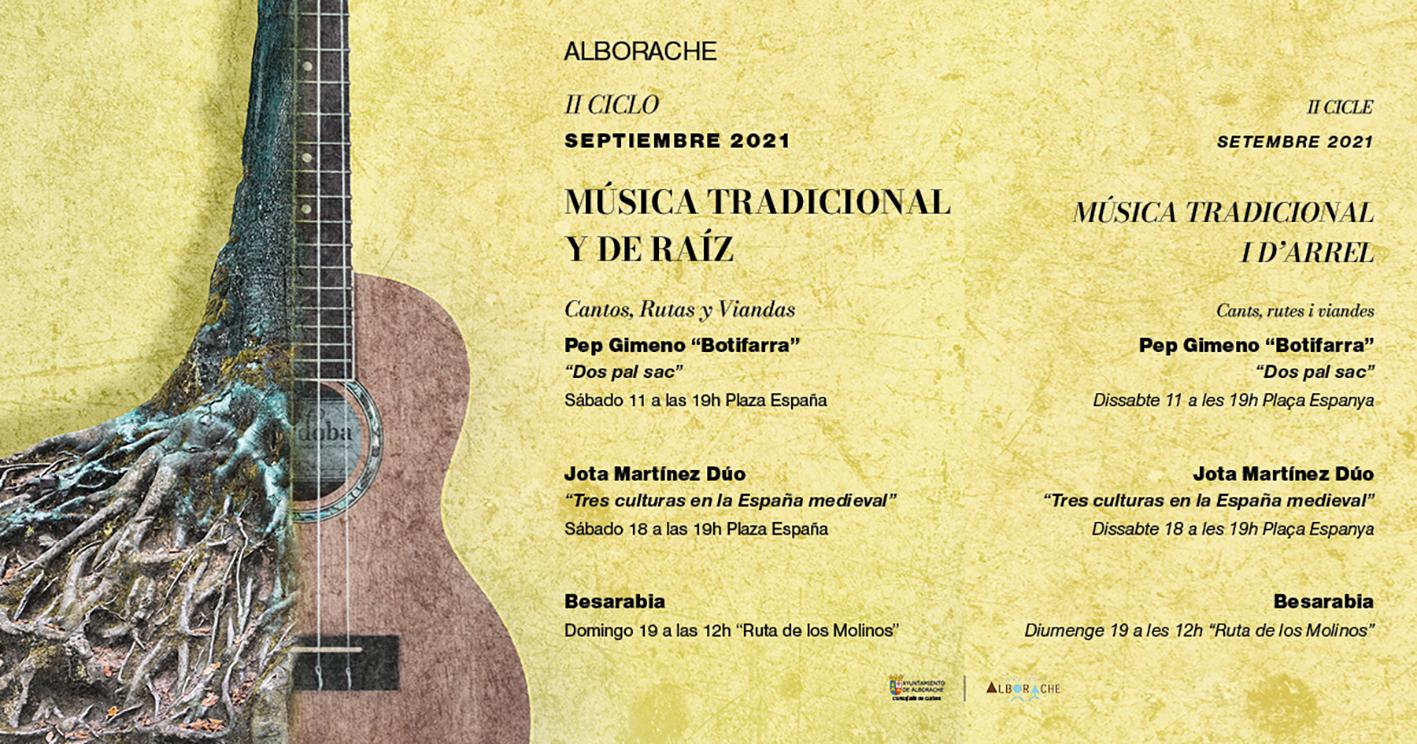 AlboracheIIMusicaTradiciona
